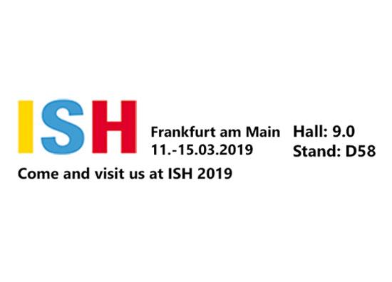banner ISH 2019