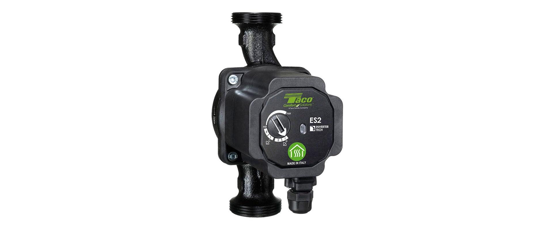 Energy Saving Es2 70 Taco Italia Power Head Wiring Standard High Efficiency Circulator For Heating Systems